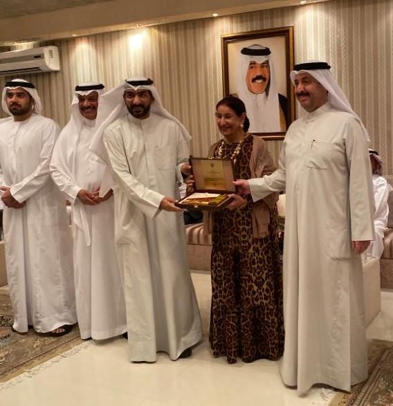 الأمانة العامة للأوقاف تشارك في معرض الملتقى الكويتي الاماراتي الثالث»