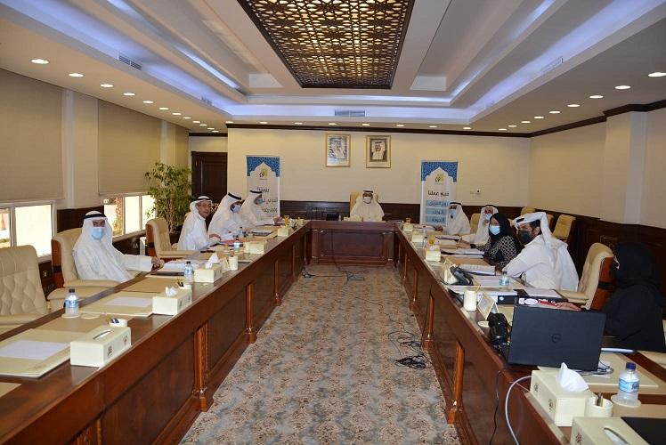 الوزير الكندري: يترأس أولى اجتماعات مجلس شؤون الأوقاف 94 لعام ۲۰۲۱