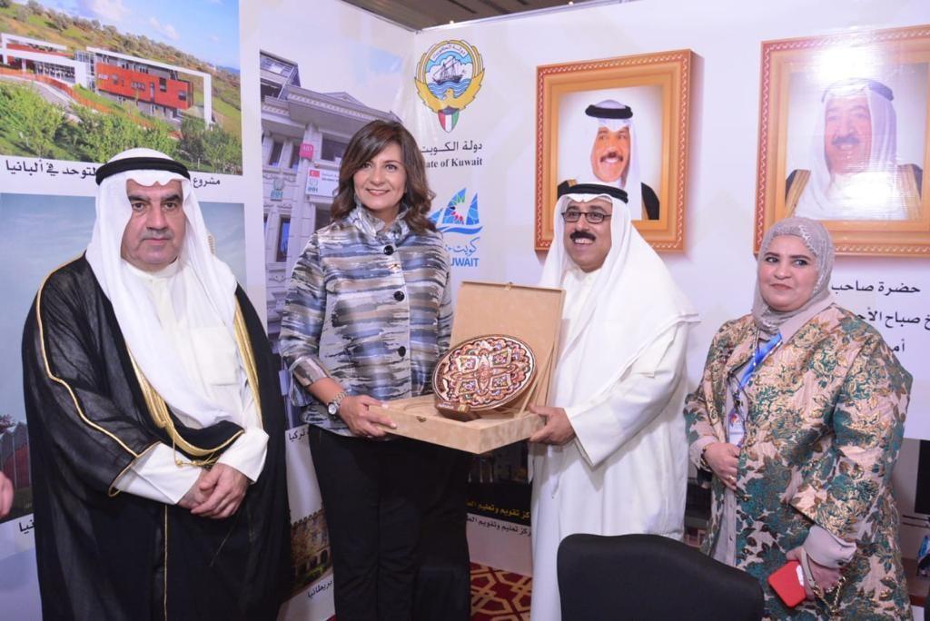 الأمانة العامة للأوقاف تستعرض تجربتها الوقفية في معرض الأسبوع الثقافي الكويتي الثاني عشر بالقاهرة